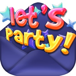 Party Time Stickers for iMessage – Fun.ny App