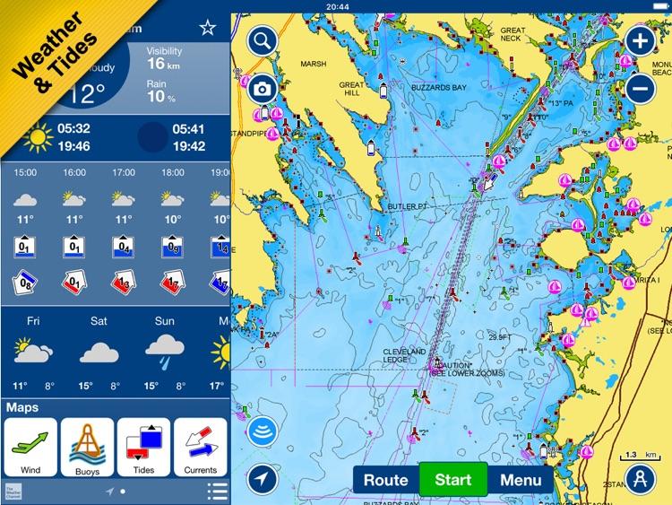 Boating Caribbean&South America HD screenshot-3