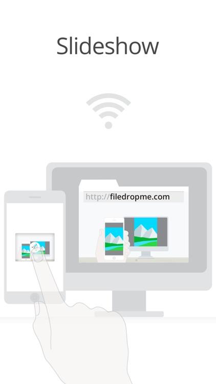 Filedrop - Pair and Share screenshot-3