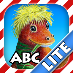 ‎ABC Dino English Lite
