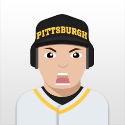 Pittsburgh Baseball Stickers & Emojis