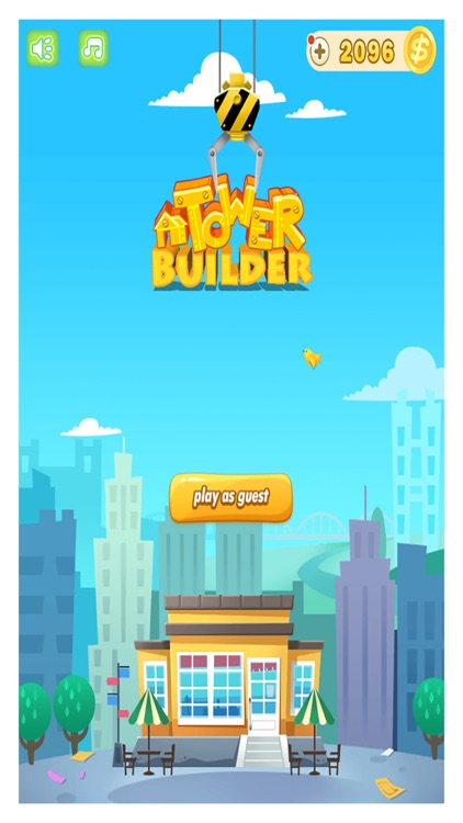 Tower Build - HD Games