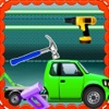 拖车制造商和建筑商 - 车库游戏