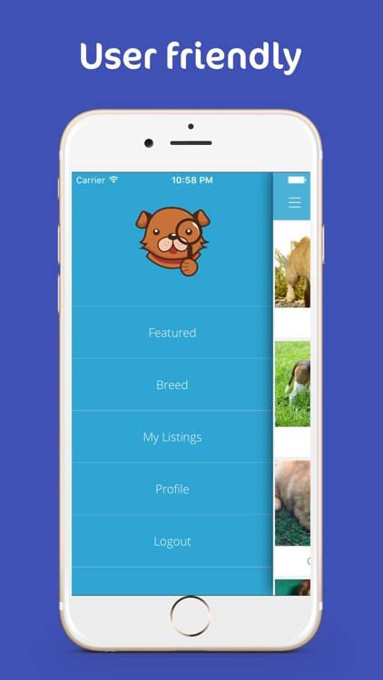 Pupfy - Find, Adopt & Rescue a Loyal Dog Companion screenshot-4