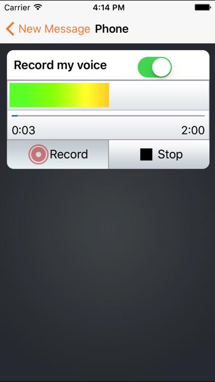 Blackboard Connect for iPhone screenshot-3