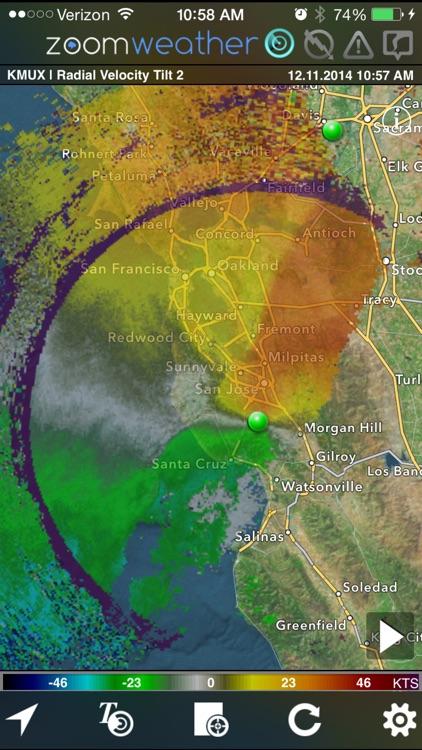 Zoom Weather Pro screenshot-4
