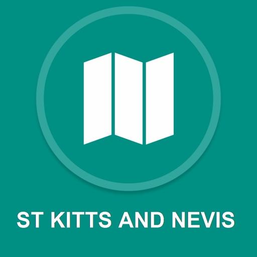 St Kitts and Nevis : Offline GPS Navigation