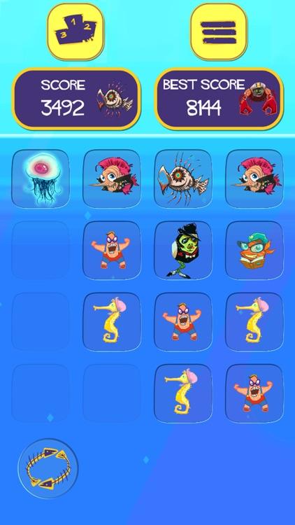 Predator 2048 Puzzle Game - Fun Logical Games screenshot-3