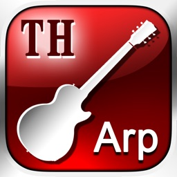 Two Handed Touch Guitar Arpeggios