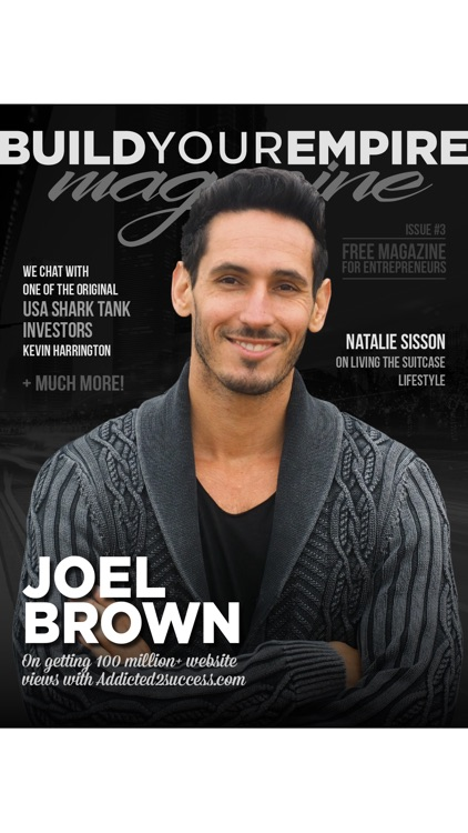 Build Your Empire - Free Mag for Entrepreneurs