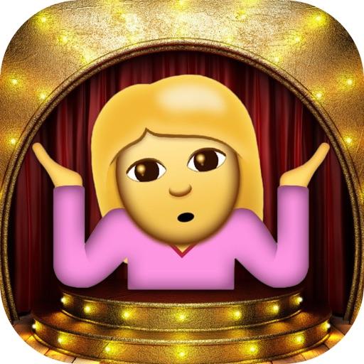 TIMOJI: Animated Emojis Emoticons