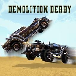 Demolition Car Fighting Derby :Auto Machine War