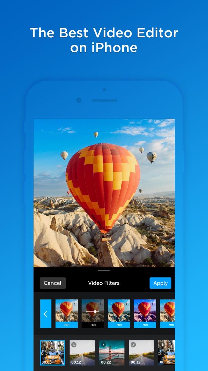 VidLab - Video Editor, Movie Maker & Collages Screenshot