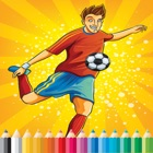 Sports Coloring Book - Activities for Kid icon