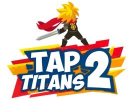 Tap Titans 2 Sticker Pack