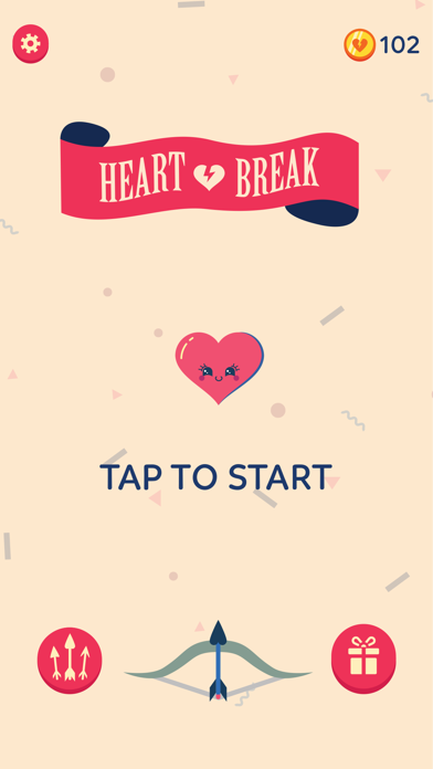 Heartbreak: Valentine's Day screenshot 1