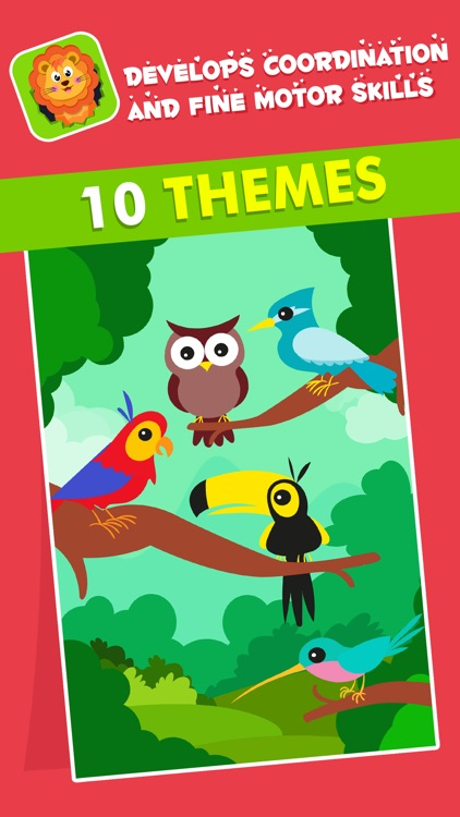 Timo Zoo ~ Infant & Toddler Learning Animals