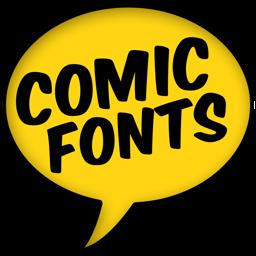 Ícone do app Comic Fonts - Commercial Use Fonts