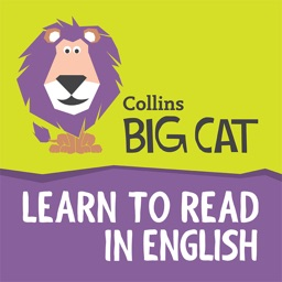 Big Cat Learn to Read in English