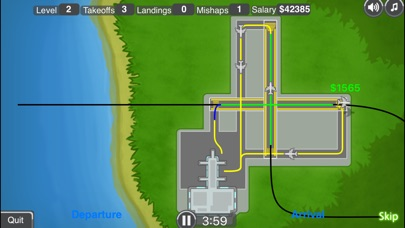 Airport Madness Mobile Free screenshot
