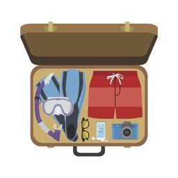 Travel Pack List