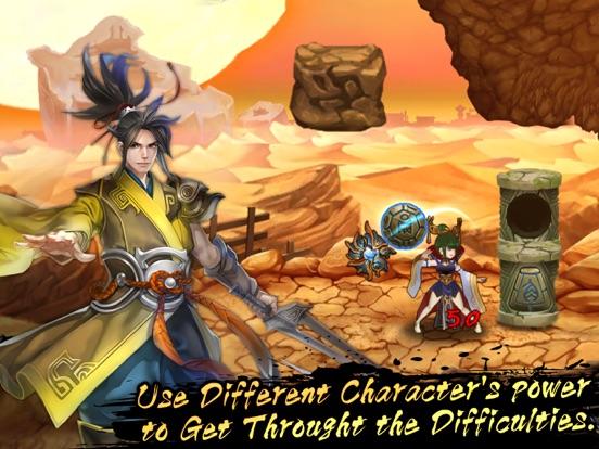 Warriors of Genesis для iPad