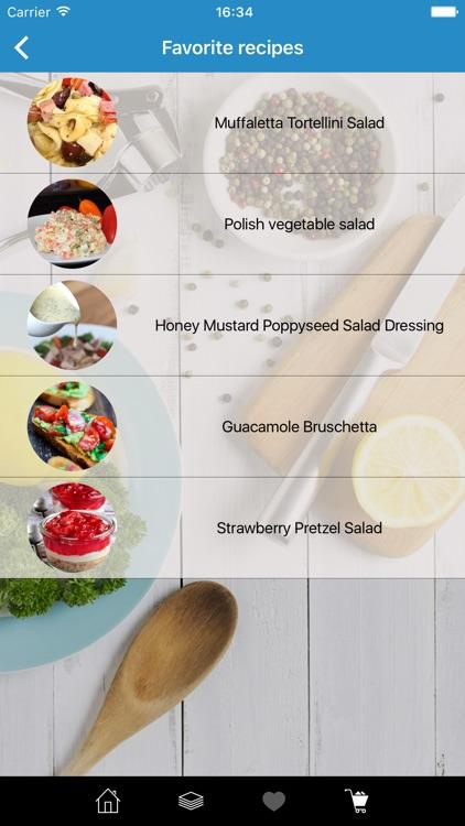 Salad Recipes for You!