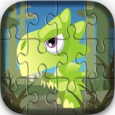 Activities of Dinosaur Jurassic Jigsaw Games