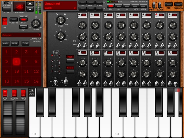 Magellan Screenshot