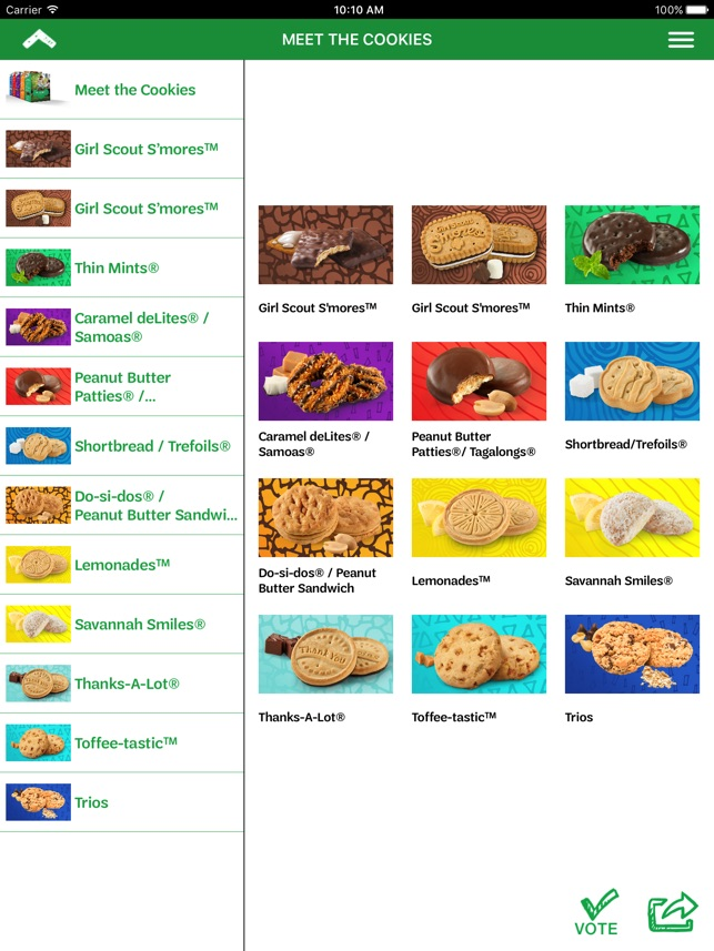 Scout Cookie Finder on the App Store on