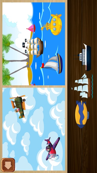 Sorter - Toddler & Baby Educational Learning Games screenshot 5