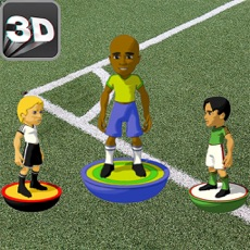 Activities of Button Soccer | 2 Player Soccer Same Device