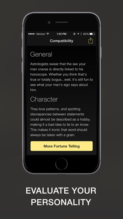 The Fortune Teller - Palm-reading, Daily Horoscope app image