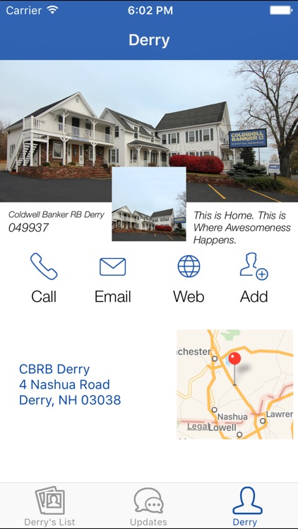 Coldwell Banker Derry Resources