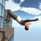 Real Parkour Stunts Simulator icon