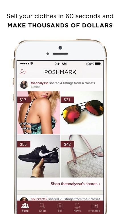 Poshmark: Buy & Sell Fashion