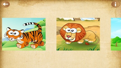 Animals Puzzles for toddler : Learning kids games screenshot four