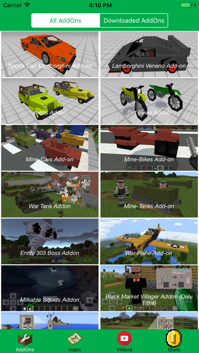 Top 10 Apps like TNT Add Ons Mini Games For Minecraft PE in