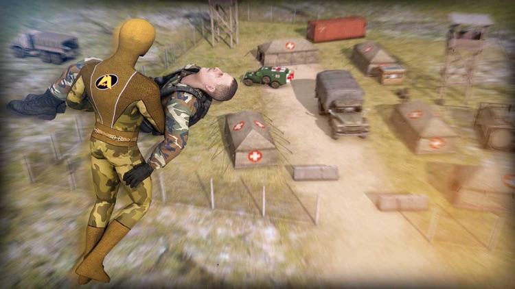 Army Super Heroes screenshot-4
