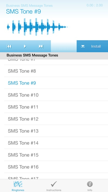Top Business Ringtones for iPhone by Nico Schroeder