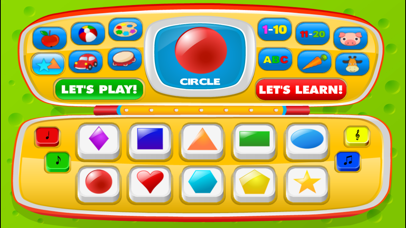Baby learning: Toddler games for 1 2 3 4 year olds screenshot 4