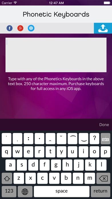 Phonetic Keyboards - AppRecs