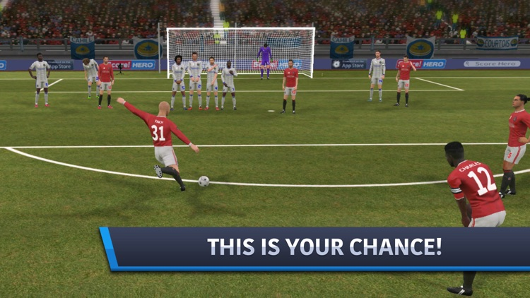 Dream League Soccer screenshot-0
