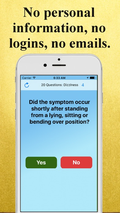 download 20 Questions: Dizziness apps 3