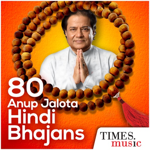 80 Anup Jalota Hindi Bhajans iOS App