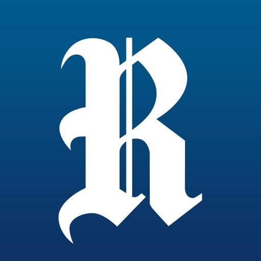 Des Moines Register app logo
