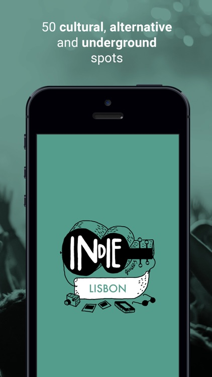 Indie Guides Lisbon screenshot-1
