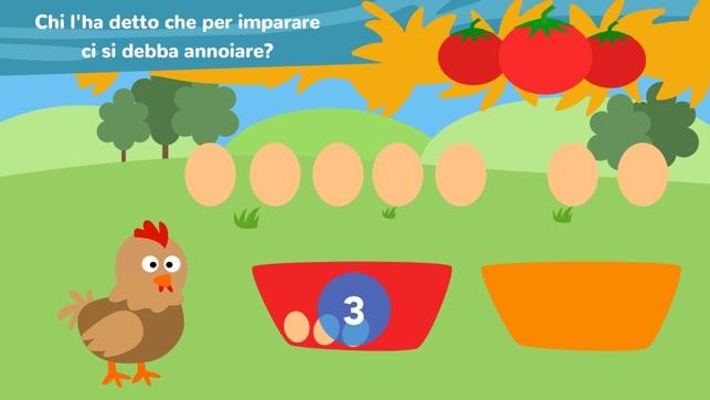 Math Tales La Fattoria: Racconti di matematica Screenshot