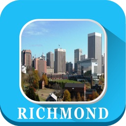 Richmond Virginia - Offline Maps navigator