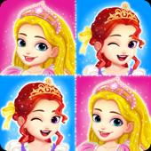 公主小 记忆力 游戏  - 配對 遊戲